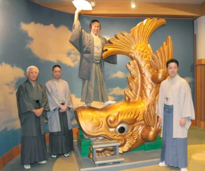 開府400年祭で賑う名古屋。出演...