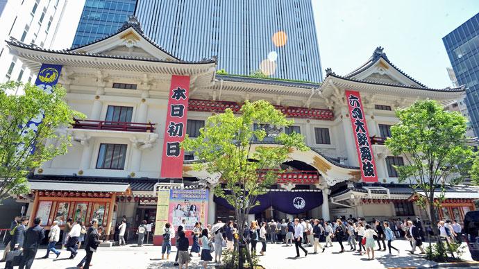 「歌舞伎座」の画像検索結果