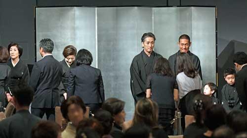 十八世中村勘三郎七回忌追善興行を前に「偲ぶ会」開催