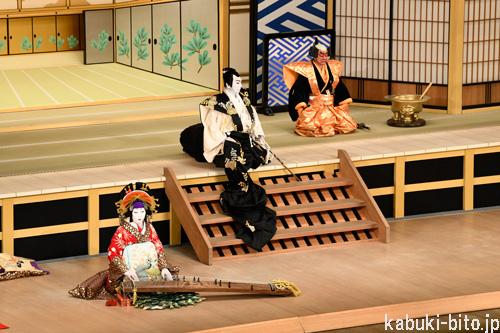 歌舞伎座「十二月大歌舞伎」夜の部Bプロ初日も開幕