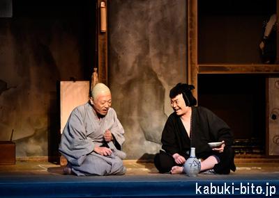 歌舞伎座「十二月大歌舞伎」初日開幕