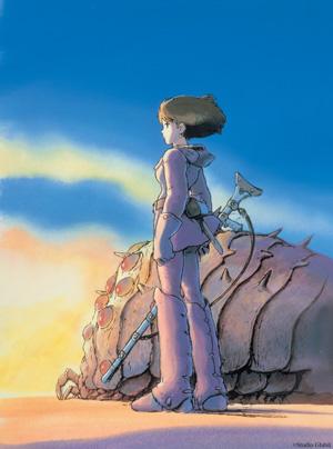 『風の谷のナウシカ』歌舞伎上演決定
