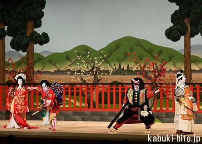 新橋演舞場「初春歌舞伎公演」の賑わい