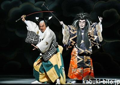 「六本木歌舞伎」『羅生門』東京公演が開幕