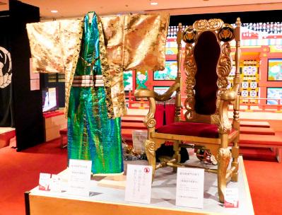歌舞伎座ギャラリー特別展「平成三十年博」4月終了のお知らせ