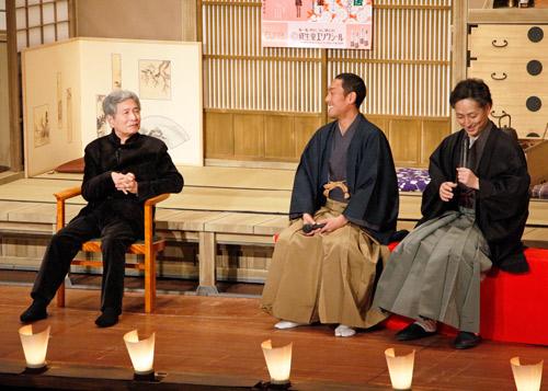 澤村藤十郎が「こんぴら歌舞伎」スペシャルトークショーに登場