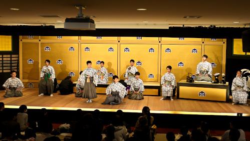 こども歌舞伎スクール寺子屋「木挽町わかば座」が初公演