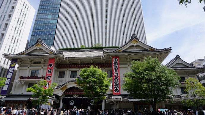 歌舞伎座「團菊祭五月大歌舞伎」初日開幕