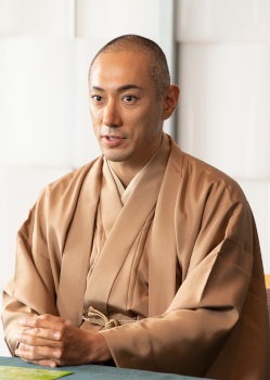 海老蔵が語る歌舞伎座「七月大歌舞伎」