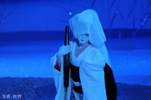 シネマ歌舞伎『鷺娘』21日よりサウンドリマスター版上映開始
