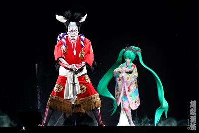 「八月南座超歌舞伎」お練りのお知らせ
