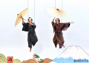 歌舞伎座「八月納涼歌舞伎」初日開幕