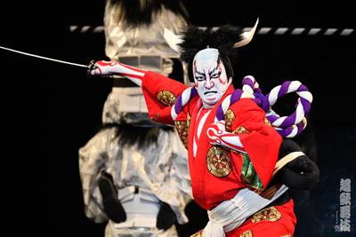 歌舞伎チャンネル、獅童ほか出演の生放送番組のお知らせ
