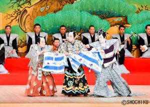 歌舞伎座「七月大歌舞伎」初日開幕