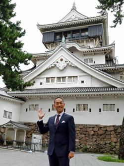 勘九郎、「平成中村座 小倉城公演」に向けて