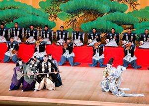 歌舞伎座「秀山祭九月大歌舞伎」初日開幕