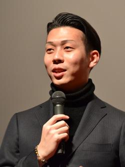 米吉、児太郎がシネマ歌舞伎『沓手鳥孤城落月/楊貴妃』舞台挨拶に登場
