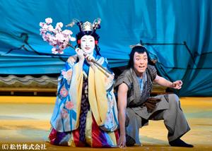シネマ歌舞伎『野田版 桜の森の満開の下』特別鑑賞券発売