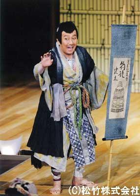 《月イチ歌舞伎》『法界坊』でお得な解説付き上映
