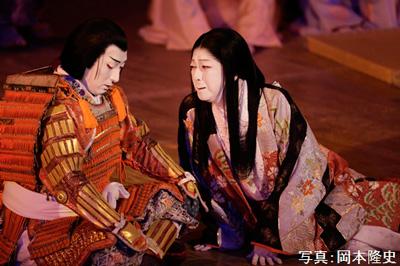 玉三郎が語るシネマ歌舞伎『沓手鳥孤城落月/楊貴妃』