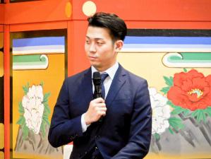児太郎「ギャラリーレクチャー 歌舞伎夜話」出演のお知らせ