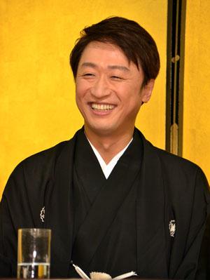月乃助が劇団新派入団、喜多村緑郎襲名へ