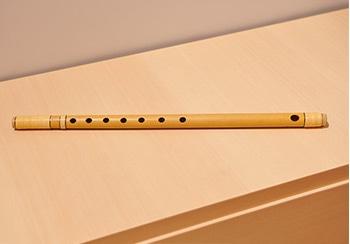 ⑤笛(ふえ)