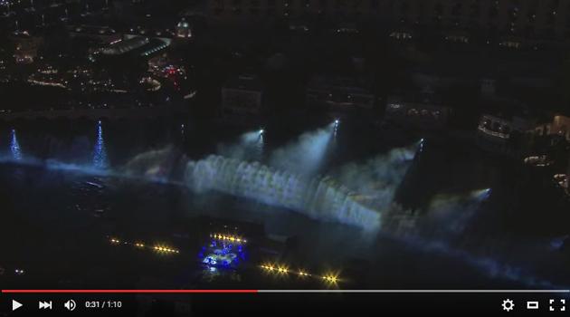 公演の俯瞰映像